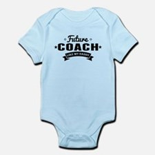 Future Coach Like My Daddy Body Suit