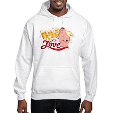 Family Guy Drunk on Love Hoodie