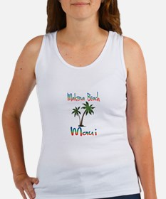 Makena Beach Maui Tank Top