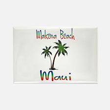 Makena Beach Maui Magnets
