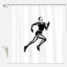Runner Shower Curtain