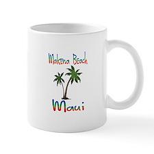 Makena Beach Maui Mugs
