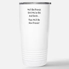 Cute Senile Travel Mug