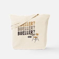 Bueller X3 Tote Bag