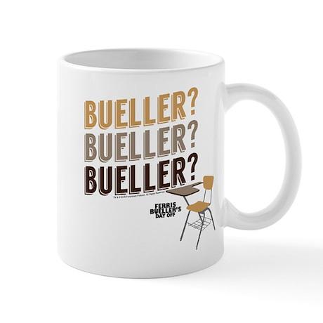 Bueller Bueller Mug