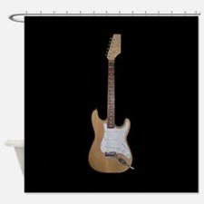 ElectricGuitar12.jpg Shower Curtain
