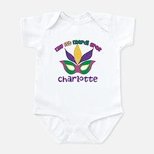1st Mardi Gras Infant Bodysuit