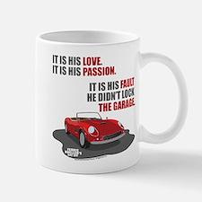 Lock The Garage Mug