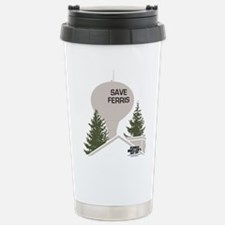 Water Tower Travel Mug