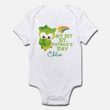 Cute St. Patrick's Day Infant Bodysuit