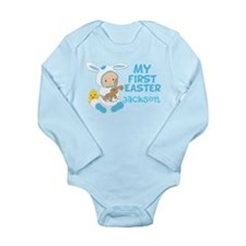 Baby Boy Easter Onesie Romper Suit