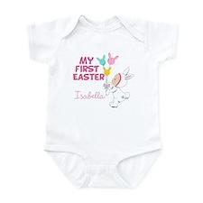 Girl's 1st Easter Infant Bodysuit