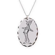 The Wizard of Oz Tin Man Necklace