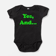 Unique Comedian Baby Bodysuit