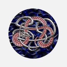 Harvest Moons Celtic Serpent Button