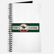 Pony Express Journal