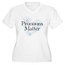Pronouns Matter T-Shirt