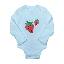 Strawberries Body Suit