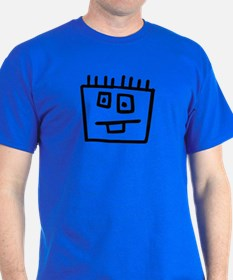 Square Face - Funny Faces Vol T-Shirt