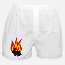 Dwarf rabbit Boxer Shorts