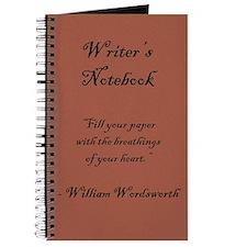 """William Wordsworth"" - Writer's Notebook"