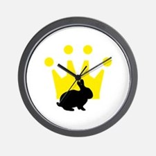Red dwarf Wall Clock