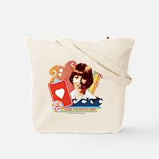 The Love Boat: Doc Bricker Tote Bag