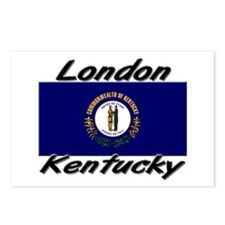 London Kentucky Postcards (Package of 8)