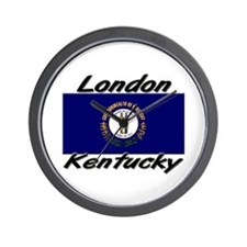 London Kentucky Wall Clock