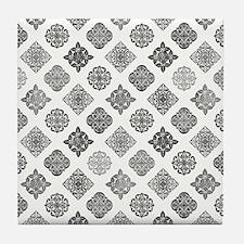 MOROCCAN TILE Tile Coaster