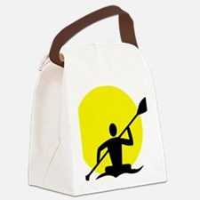 Unique Inflatable Canvas Lunch Bag