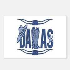 Dallas - Postcards (Package of 8)