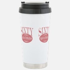 Cute 60 sayings birthday Travel Mug