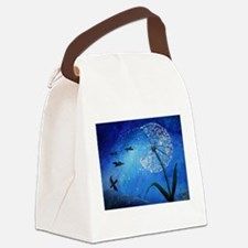 Wishing Canvas Lunch Bag