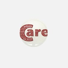 Words of Care Mini Button (100 pack)