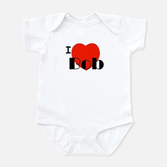 I Love Bob Infant Creeper
