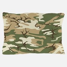 Scrub Camo Pillow Case