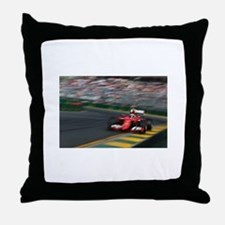 F1Blur Throw Pillow