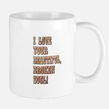 I LOVE YOUR... Mugs