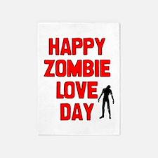 Zombie Love 5'x7'Area Rug