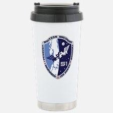 Expeidtion 51 Logo Travel Mug