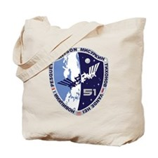 Expeidtion 51 Logo Tote Bag