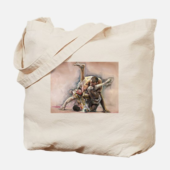 Ultimate Fighting Tote Bag