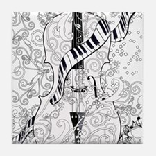 Adult Coloring Poster Coloring Wall C Tile Coaster