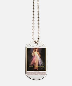 Funny Divine Dog Tags