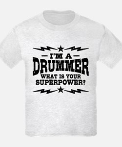 Funny Drummer T-Shirt