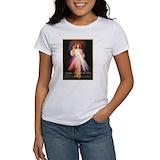 Divine mercy Women's T-Shirt