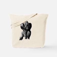 Unique Howler monkey Tote Bag