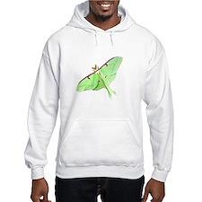 Luna Moth Hoodie