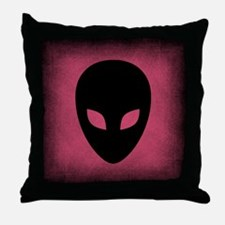 ALIENS Throw Pillow